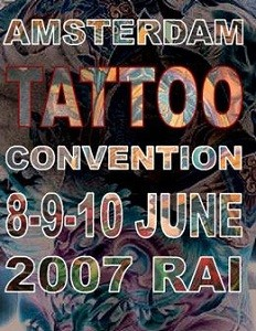 Tattoo Convention Amsterdam 2007