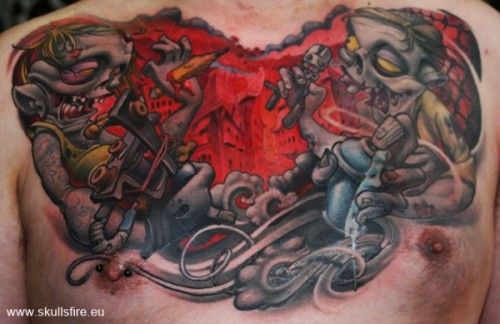 Tattoo Collection - 10