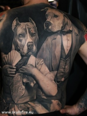 Realistic Tattoos  132