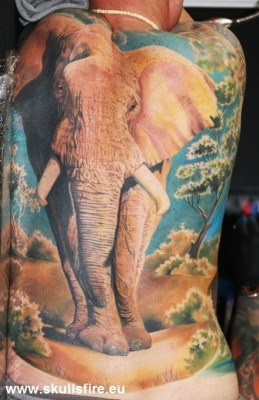 Realistic Tattoos  145