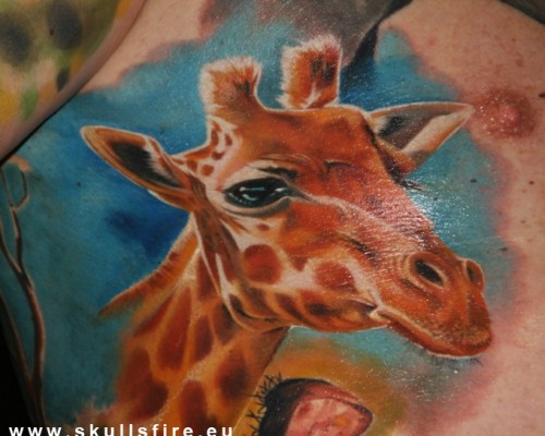 Realistic Tattoos  146