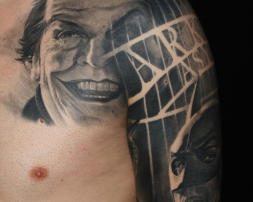 Realistic Tattoos  178