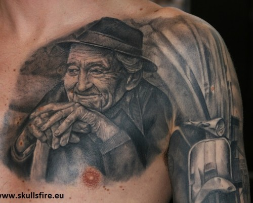 Realistic Tattoos  183