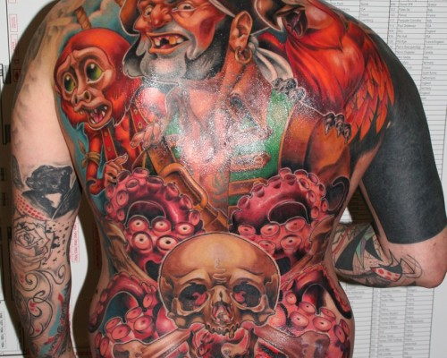 Best Tattoos   Color  254