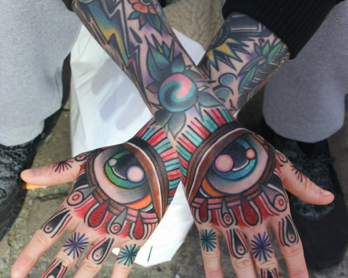 Best Tattoos   Color  295