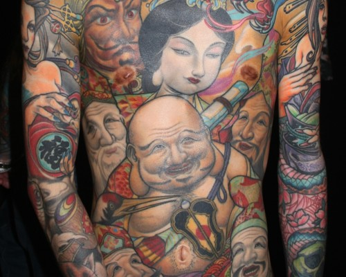 Best Tattoos   Color  296