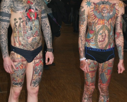 Best Tattoos   Color  302