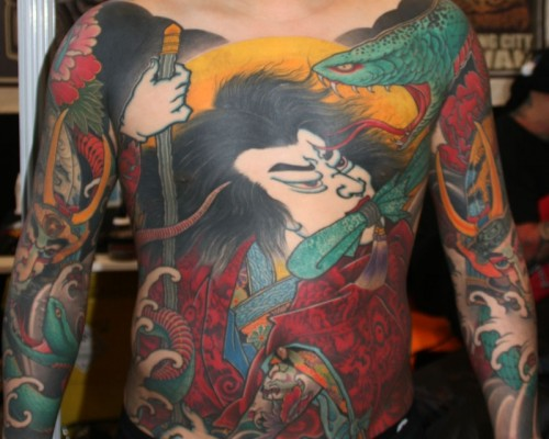 Best Tattoos   Color  312
