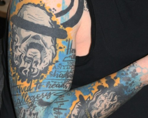 Best Tattoos   Color  319