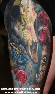 Best Tattoos   Color  325