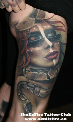 Best Tattoos   Color  326