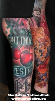Best Tattoos   Color  327