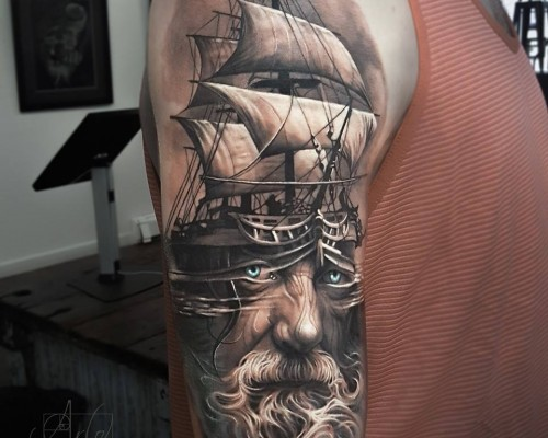 Arlo Tattoos 1