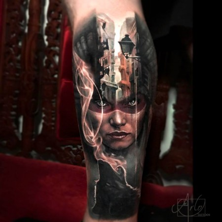 Arlo Tattoos 7