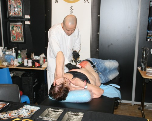 Mondial du Tatouage Paris 2016  16