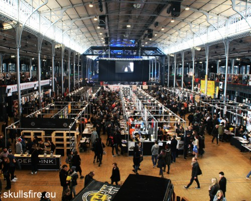 Mondial du Tatouage Paris 2016  2