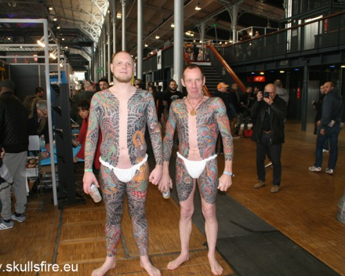 Mondial du Tatouage Paris 2016  5
