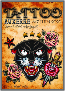 Auxerre Tattoo Show 2020