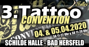 Bad Hersfeld Tattoo Convention 2020