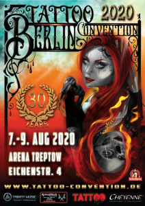 Berlin Tattoo Convention 2020