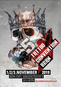 Bern Tattoo Convention 2019