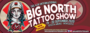 Big North Tattoo Show 2020
