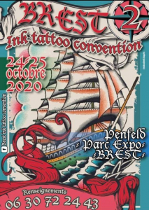 Brest Ink Tattoo Convention 2020