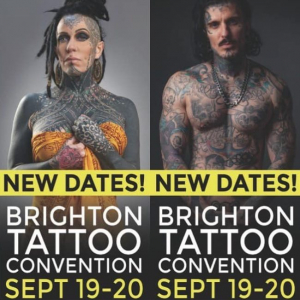 Brighton Tattoo Convention 2020