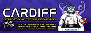 Cardiff Tattoo Convention 2020