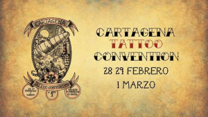 Cartagena Tattoo Convention 2020