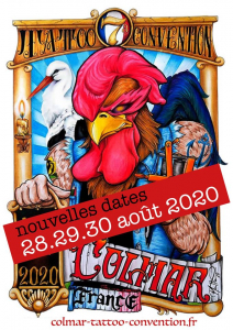 Colmar Tattoo 2020