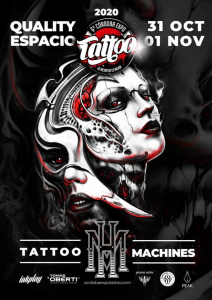 Córdoba Expo Tattoo 2020