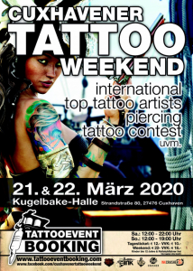 Cuxhavener Tattoo Weekend 2020