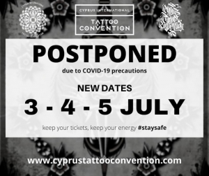 Cyprus Tattoo Convention 2020