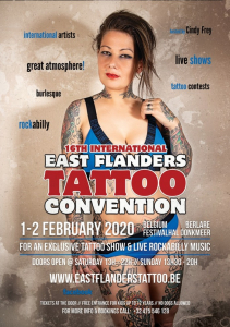 East Flanders Tattoo Convention 2020