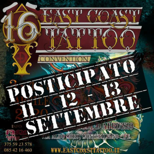 East Coast Tattoo Convention 2020