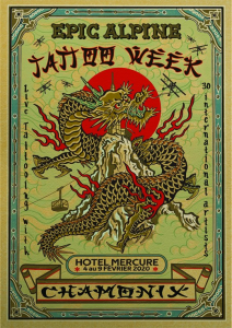 Epic Alpine Tattoo Week 2020
