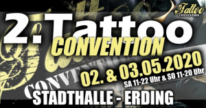 Erding Tattoo Convention 2020