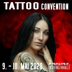 Erfurt Tattoo Convention 2020