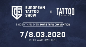European Tattoo Show 2020