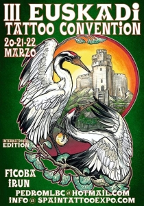 Euskadi Tattoo Convention 2020
