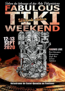 Fabulous Tiki Weekend 2020