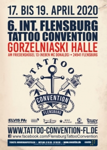 Flensburg Tattoo Convention 2020