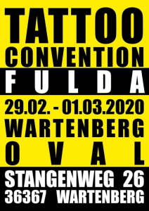 Fulda Tattoo Convention 2020