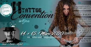 Tattoo Convention Gera 2020