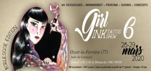 Girl Ink Tattoo Show 2020