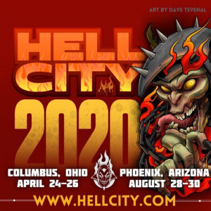Hell City Tattoo Fest Phoenix 2020