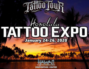 Honolulu Tattoo Expo 2020