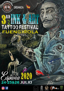 Ink and Art Tattoo Festival 2020