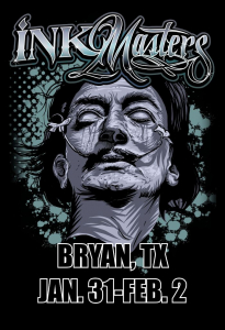 Ink Masters Tattoo Show Bryan 2020